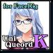 """UniQueord-""""K"""""""