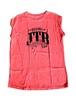 【JTB】 DAMEGE タンクトップ【ピンク】【新色】イタリアンウェア【送料無料】《M&W》