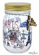 Julia Gash GLASS JAR (S)