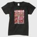 Strawberry Fields Forever Tシャツ 黒 レディース Tシャツ レディース 黒 レディース Sサイズ トナー熱転写