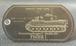 ドイツ戦車/ティーガーⅠドックタグ・アクセサリー/グッズ