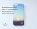 [受注制作] 特注仕様 iPhone Android Case 夕焼けと鳥の群れのスマホケース
