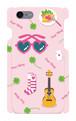 Peer Ringオリジナル スマホケース(iPhone7,8用)-ピンク