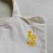 アイロンプリント神楽ゆる文字:黄