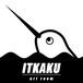ITKAKU artroom ステッカー