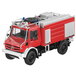 メルセデスベンツ純正モデルカー ウニモグ 消防車