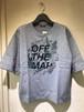 春デビュー♪ Marble Sud マーブルシュッド OFF THE MAP HALF S/S Tシャツ   グレー