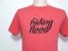 1980's Sportswear プリントTシャツ 赤×黒 表記(M)