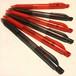 ボールペンセット「赤い激流」(6本セット)