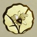 ◆封緘シール(金)カトレア_花型