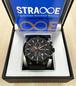 STRASSE(シュトラッセ)クォンタイムビジネス腕時計スポーツデザインモデル