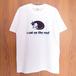 白黒猫Tシャツ - B