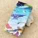 『海の星〜満月の夜〜』iPhoneケース(マグネット帯)【受注生産】