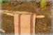 マルセイユ / タオルハンガーB級品(水色) アウトドア