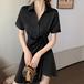 【dress】超人気ファッションチュニック不規則 イレギュラーデートワンピース