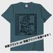 【Tシャツ】ドイツのリュート弾き(デニム)rv