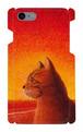 オリジナルアート スマホケース「想いは果てなく」