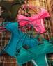wrapping bikini