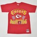 【Used】Made in USA Nutmeg NFL Kansas City Chiefs T-Shirt