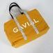 SHOULDER BAG (YELLOW) / GAVIAL