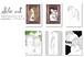 【バレンタイン&ホワイトデー スペシャル♥】ポストカードセット 「アダム&イヴ」全6枚 / Sho.art Postcard Set [Adam&Eve]