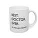 【名入れ可】BEST. DOCTOR. EVER. マグカップ
