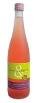 梅酒&パーティ (UMESHU AND PARTY) ピンク梅酒 (Pink Umeshu) 720ml瓶 [リキュール/梅酒/茨城県]