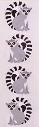 Lively Lemurs (メガネザル)