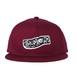 PUNK LOGO CAP (WINE) / THUMPERS