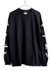 LONELY論理#9 BOUSOU2 LONG SLEEVE / BLACK