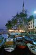 イスタンブール 港のレストラン