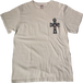 GUNS'N'ROSES CROSS TEE - WHITE