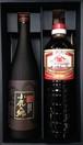 鹿児島焼酎とお醤油のセット