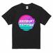 日チル会 Logo Tシャツ black