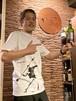 バースプーン / T-shirt (White) / 5.6オンス ヘビーウェイト