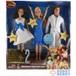 マテル ディズニー ハイスクール・ミュージカル2 ミッドサマー ナイト タレント ショー アクションドール 3体セット