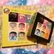 期間&数量限定!超超お得!笹口騒音全歌詞集+BOX(オリジナルアルバム&ロック笑シングル&笹女カバーアルバムすべて収納)セット!