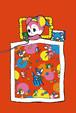 「スマホ依存の昭和のクマちゃん」ポストカード