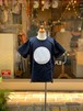 KIDS&ADULT:6°vocaLe 【セスタヴォカーレ】ソーレTシャツ(NAVY/130〜160cm)