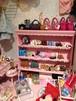 【Dollhouse】Miniature doll shelf