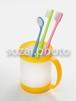 写真素材(歯ブラシとカップ-5129557)