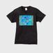 「色水のじかん」メンズVネックTシャツ