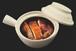 砂鍋(サーコー)深型 片手タイプ18㎝