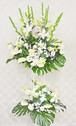 E0415) 開店お祝いスタンド花(2段)