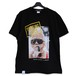 Smoking Lives Tee (JFK-023) - Black