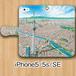 【受注生産】パノラマ「浅草」iPhone5/5s/SE用 手帳型ケース