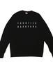 FBY LOGO SWEAT Black【受注生産商品】