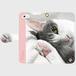 iPhone5/5s/SE まどろみ猫