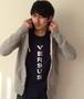 臼井嗣人【VERSUS】オリジナル Tシャツ