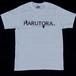 Tシャツ (white)【SALE ¥2800→¥1800】